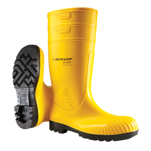 Сапоги Dunlop Acifort Heavy Duty full safety