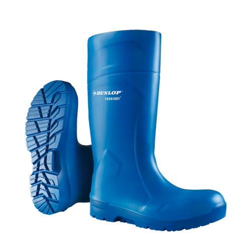 DUNLOP FOODPRO MULTIGRIP SAFETY - blue/blue