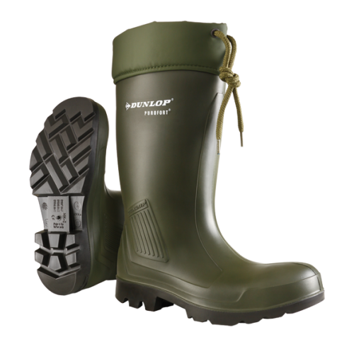 Сапоги Dunlop Purofort Thermoflex full safety