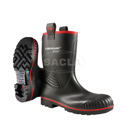 Сапоги Dunlop Acifort Rocker full safety Fur Lined